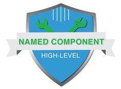 Our high-level named component plans are our most extensive named component coverage, providing a comprehensive list of covered items.