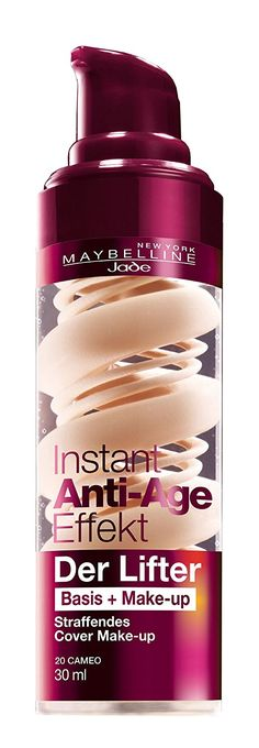Maybelline Instant Anti-age Effect Base make-up 20 Cameo * This is an Amazon Affiliate link. Check out the image by visiting the link.