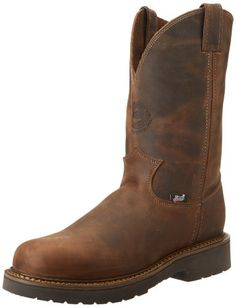 Justin Men's J-Max Pull-On Western Work Boot Soft Toe Chocolate 10.5 EE US Justin Original Work Boots,http://www.amazon.com/dp/B00475NGPA/ref=cm_sw_r_pi_dp_Emzctb0KNC1PCXP7
