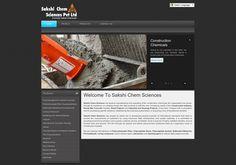 Sakshi Chem Sciences (Formerly Sakshi Chemicals) is a leading manufacturer and exporter of construction chemicals.