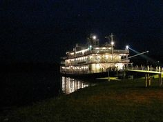 American Queen in Gallipolis