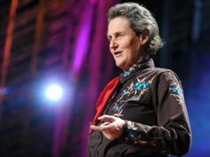 "TED: ""The world needs all kinds of minds."" Temple Grandin, diagnosed with autism as a child, talks about how her mind works — sharing her ability to ""think in pictures,"" which helps her solve problems that neurotypical brains might miss. She makes the case that the world needs people on the autism spectrum: visual thinkers, pattern thinkers, verbal thinkers, and all kinds of smart geeky kids."