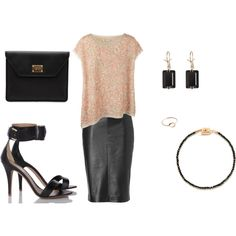 perfect outfit for las vegas, created by erika-carrillo on Polyvore