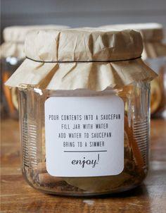 [dandee]: Christmas In A Jar.
