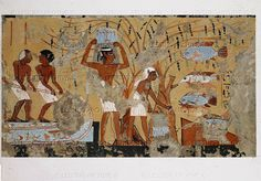 Ancient Egyptian Fishing   Ancient Egypt Fishing Ancient Egypt Art, Old Egypt, Ancient History, Temples, Ancient Civilizations Lessons, Egyptian Era, Egyptian Artwork, Kemet Egypt, Cradle Of Civilization