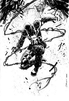 Agent Venom - Declan Shalvey