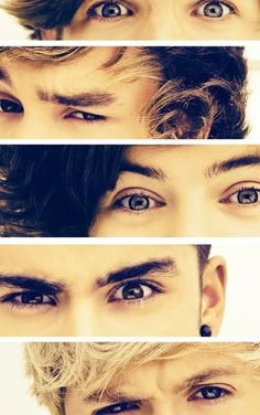 the eyes of Harry Styles <3