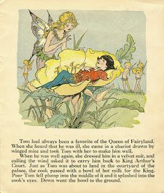 from Tom Thumb - 80 Fairy Tales..