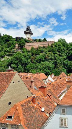 Schlossberg Graz, Austria