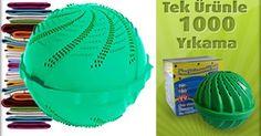 Nanomatik Çamaşır Yıkama Topu Dolandırıcılığı ~ Erol DİZDAR