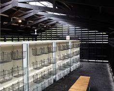 Camp Daisy Hindman Shower Facility | Residential Architect | Design+Make Studio at Kansas State University, Dover, KS, United States, Light Commercial, New Construction, 2014 Residential Architect Design Awards, Honorable Mention, RADA 2014, Residential Architect Design Awards 2014