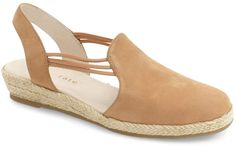 PedaBella Women/'s Nude Slingback Liners 2 Pairs One Size