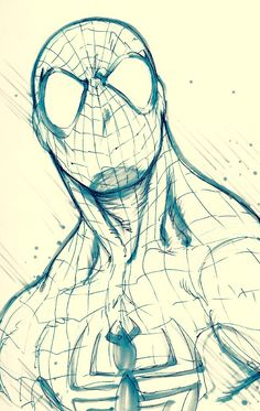 Spider-Man by Alvin Lee