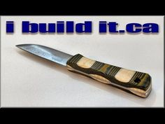 Making A Knife From A Pry Bar - YouTube