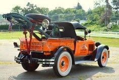 Hudson Tow Truck.