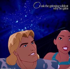 *CAPTAIN JOHN SMITH & POCAHONTAS, Pocahontas, 1995