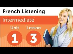 Learn French - French Listening Comprehension - At the Hairdresser in France - YouTube