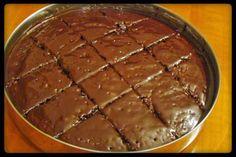 Olga's cuisine...και καλή σας όρεξη!!!: Η σοκολατόπιτα της Αναστασίας Cookie Cake Icing, My Favorite Food, Favorite Recipes, Pie Decoration, Sour Foods, Dessert Recipes, Desserts, Dessert Tarts, Greek Recipes