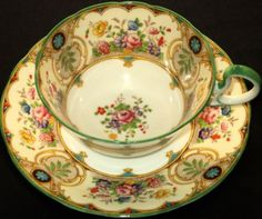 Ainsley cup and saucer