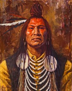 James Ayers - His Winchester Crow Warrior