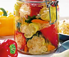 Plněné papriky Food And Drink, Stuffed Peppers, Vegetables, Syrup, Veggies, Vegetable Recipes, Stuffed Pepper