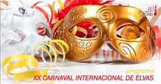 Centenas de foliões animam Carnaval Internacional de Elvas | Portal Elvasnews
