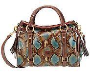 Satchels & Frames - Handbags - Shoes & Handbags - Dooney & Bourke — QVC.com