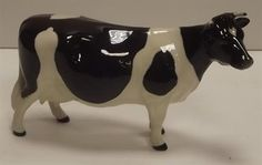 Lot 125 - A Beswick Friesian cow - what farmer or hopeful farmer will purchase this at auction on November? 4th November, The Saleroom, Antique Auctions, Friesian, Reading Room, Cows, Antiques, Farming, Irish