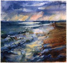 Francis Bowyer :: Walberswick Beach