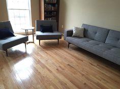 Current living room set up