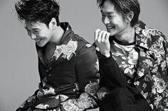 MOKENAJUNG  PORTRAITS  SHINEE L'OFFICIEL HOMMES MARCH 13 Onew Jonghyun, Lee Taemin, Minho, Korean K Pop, Korean Star, Shinee Albums, Shinee Debut, Storm Shadow, Lee Jinki