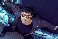Varun's daring stunt in 'Manma emotion jaage'