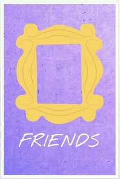 Quando o Netflix liberou as todas as temporadas de Friends alguém aqui quase enfartou! Já fazia um bom tempo que eu estava com vontade de terminar de assis