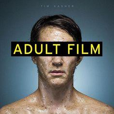 Tim Kasher - Adult Film Vinyl LP + Download