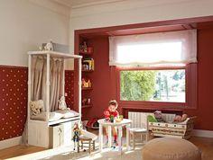 Decorando com as cores do outono. Veja: http://www.casadevalentina.com.br/blog/detalhes/com-as-cores-do-outono-2872 #decor #decoracao #interior #design #casa #home #house #idea #ideia #detalhes #details #style #estilo #casadevalentina #autumn #outono #kids #baby #color #cor #red #vermelho: