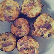 LCHF Bacon & Egg Muffins
