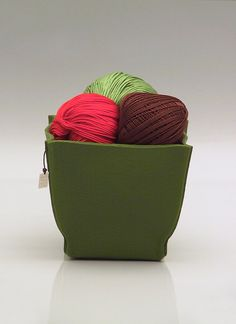 green l  large felt pot cover  color green by FMLdesign on Etsy, €19.00