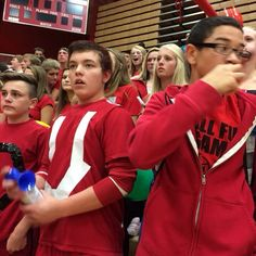 #PlymouthCSC_IN homecoming pep rally Friday afternoon in the gymnasium!
