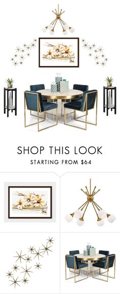 """""""Hoo"""" by anadlangel ❤ liked on Polyvore featuring interior, interiors, interior design, home, home decor, interior decorating, George Kovacs by Minka, Global Views and Convenience Concepts"""