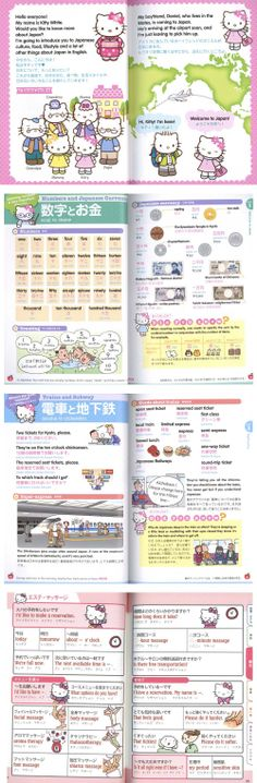 Hello Kitty teaches Japanese language and culture #HelloKitty #Japanese