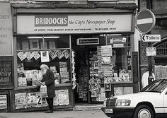 Briddocks, The Newsagents, Parliament St, Nottingham Nottingham City, Local Music, Shop Fronts, Shopping Day, History Photos, Old Pictures, Dares, Family History, The Past