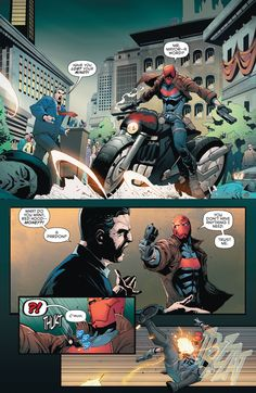 Red Hood and the Outlaws: Rebirth Full - Read Red Hood and the Outlaws: Rebirth…