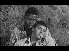 """1958: Best Foreign Actor - Tony Curtis (pictured with Sidney Poitier) nominated for his performance as John """"Joker"""" Jackson in The Defiant Ones"""