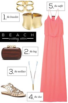 What To Wear: Guest At A Summer Wedding   STYLE'N