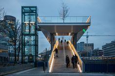 Galería de Puente Moreelse / cepezed - 2