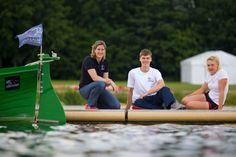 Jaguar Rising Stars workshop with Katherine Grainger July 2013 at Eton Dorney Lake