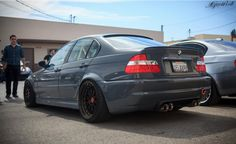 Style and performance all in one. Bmw 3 E46, Bmw E46 Sedan, Bmw 4, E46 330, Bmw Love, Bmw Series, Bmw Classic, Car Goals, Import Cars