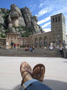 Santa Maria de Montserrat, Montserrat, Spain