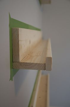 Kids Bookshelves by Seeded at the Table, via Flickr