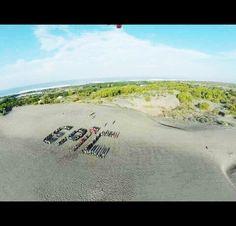 """Ecotourism Pure Indonesian Culture"" #entrepreneurclass #collagerproject #UAJY #sandbanks #Parangtritisbeach #DIY"